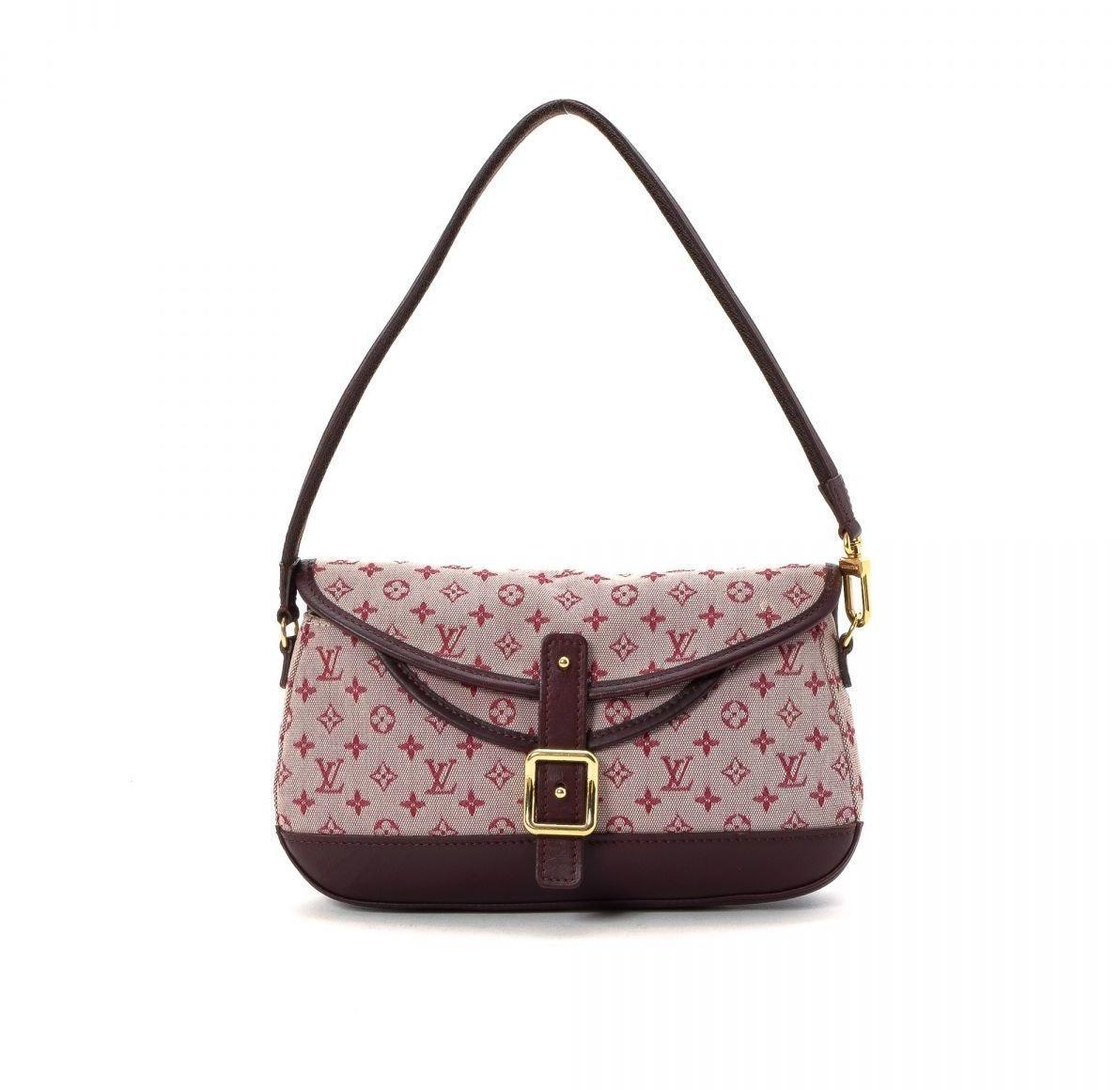 Louis Vuitton Shoulder Bag Marjorie Monogram Mini Lin