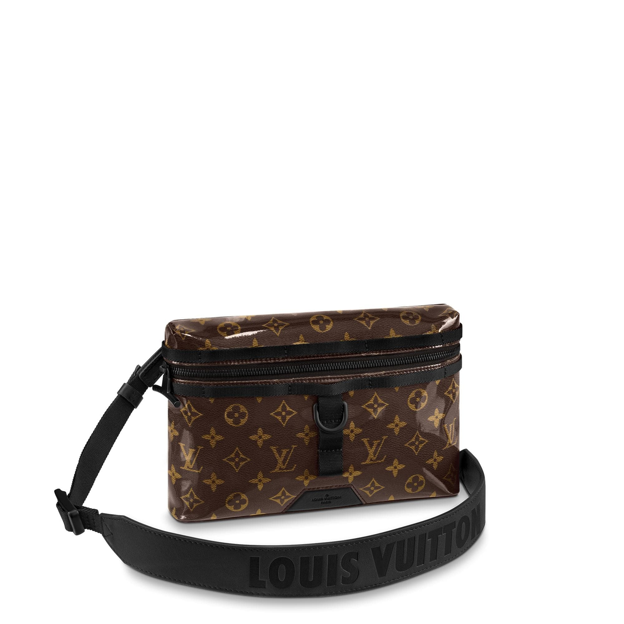 Louis Vuitton Messenger Monogram PM Brown