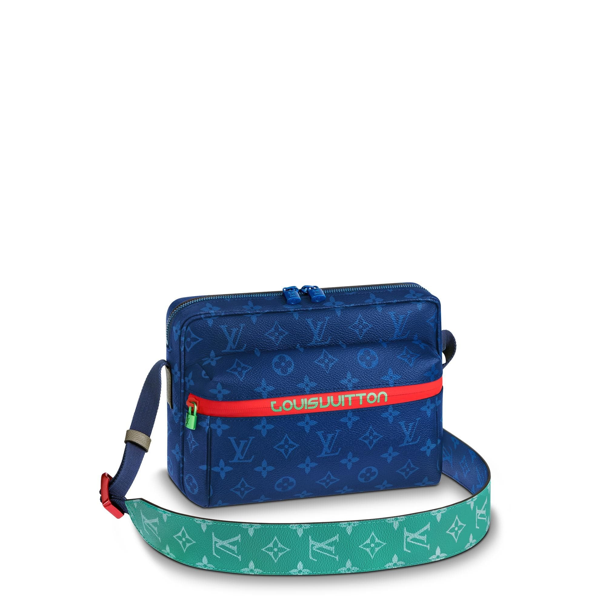 Louis Vuitton Messenger Outdoor Monogram PM Pacific