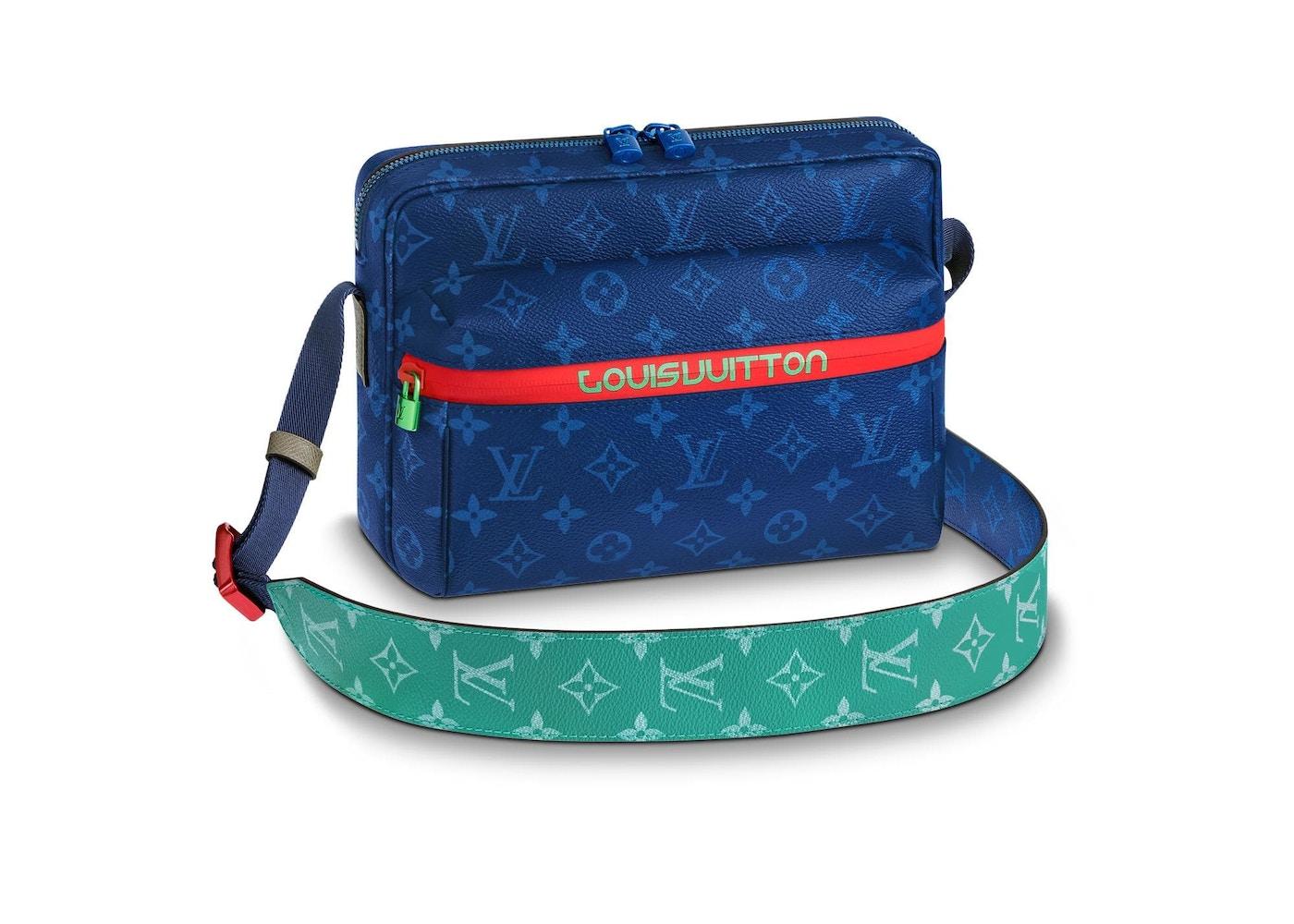5323501a335d Louis Vuitton Messenger Outdoor Monogram PM Pacific