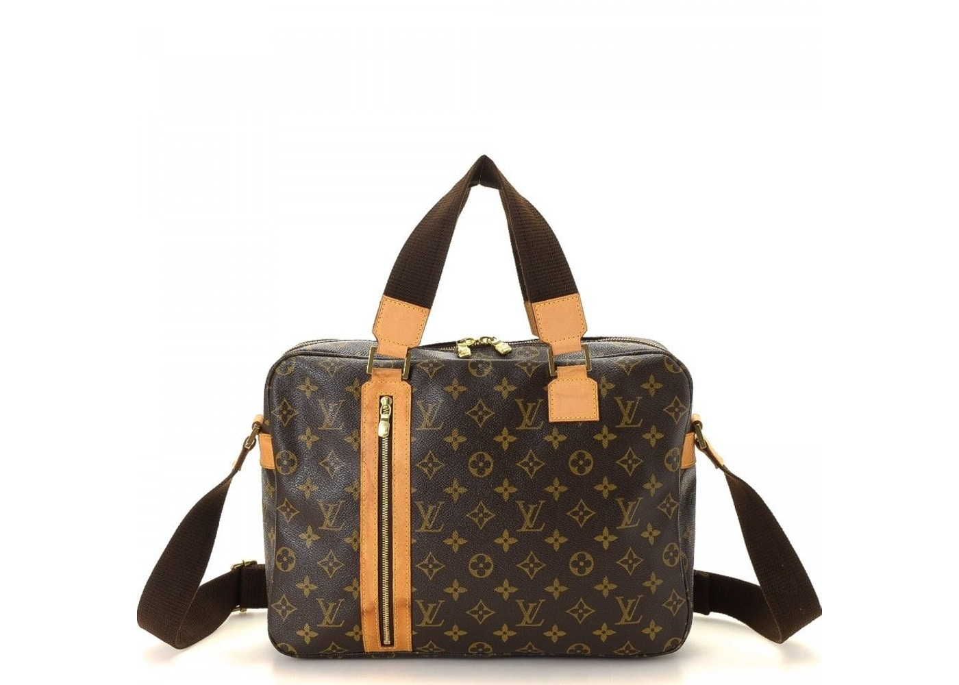 8e6a449614335 Louis Vuitton Messenger Sac Bosphore Monogram Brown. Monogram Brown