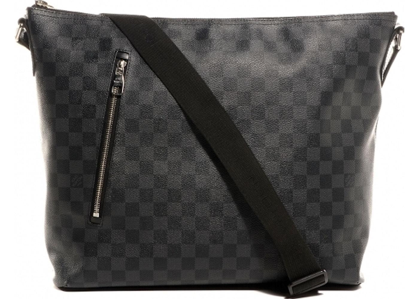 535b01e63 Sell. or Ask. View All Bids. Louis Vuitton Mick Damier Graphite GM Black