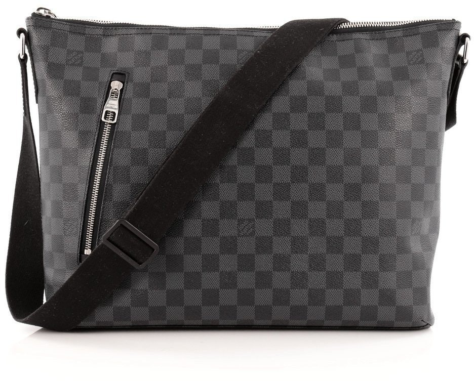 Louis Vuitton Mick Damier Graphite MM Black