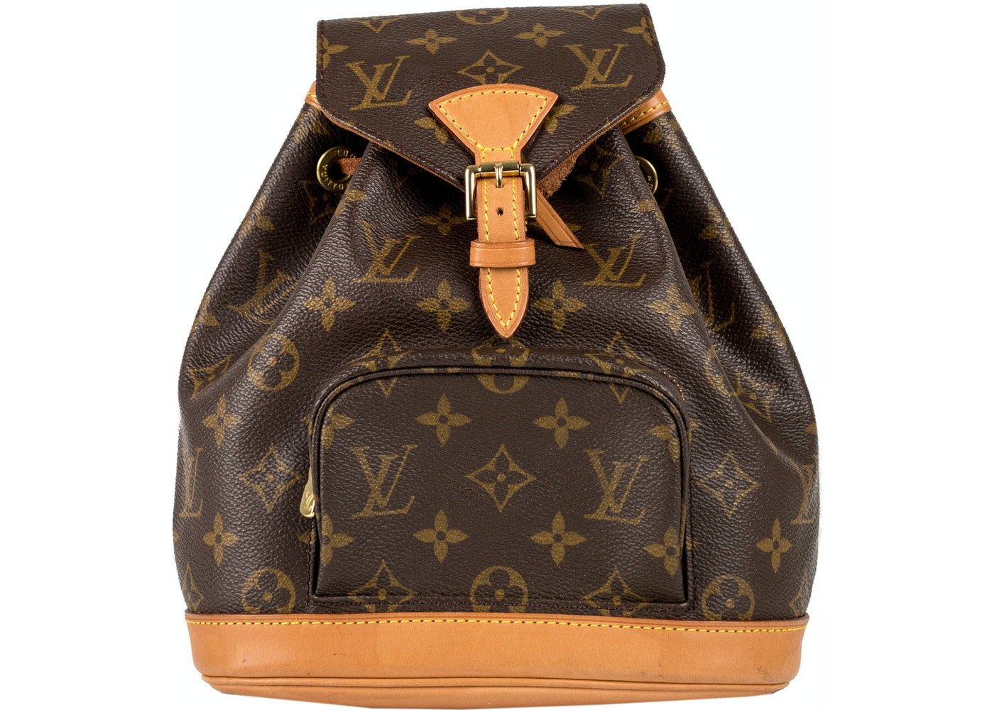 645c2b730df6 Louis Vuitton Montsouris Monogram MM Brown. Monogram MM Brown