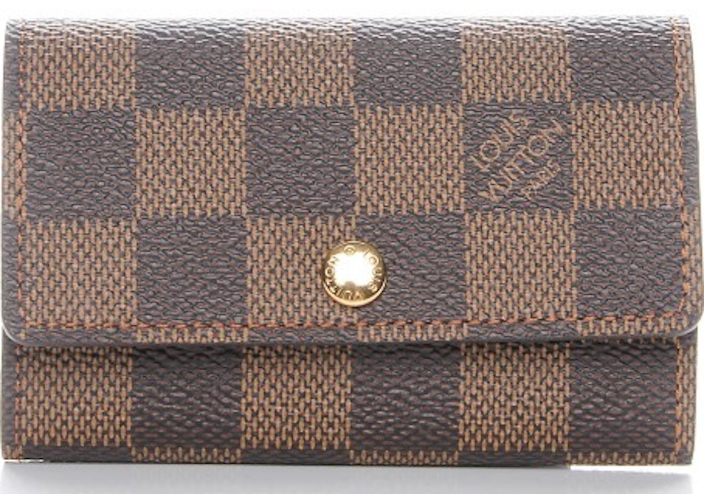b56755bbb49d Louis Vuitton Multicles 6 Key Holder Damier Ebene. Damier Ebene