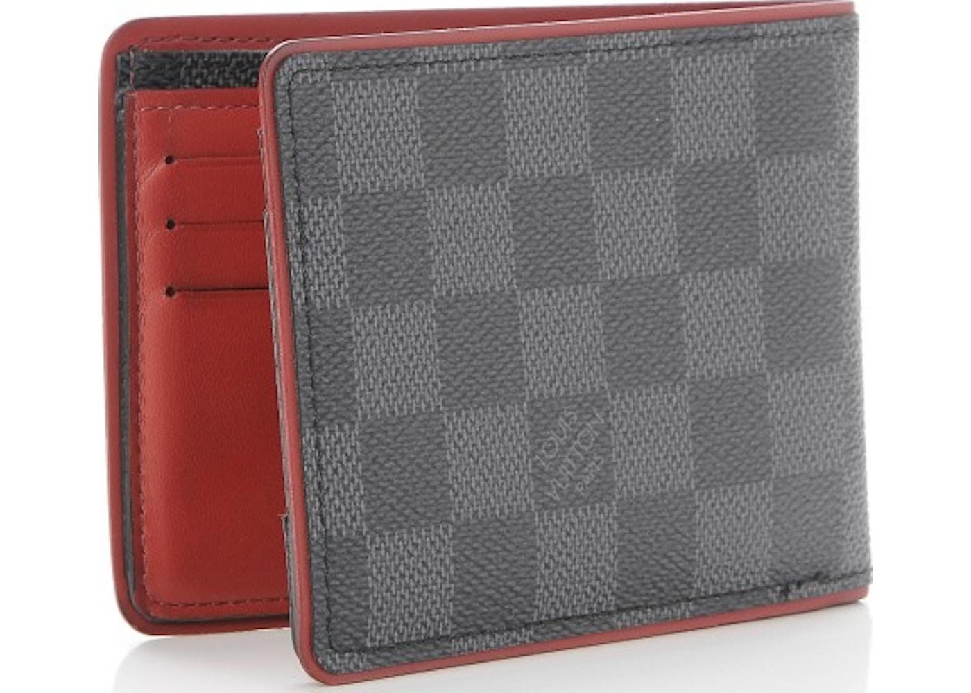 51d34234ae9b Sell. or Ask. View All Bids. Louis Vuitton Multiple Wallet Damier ...