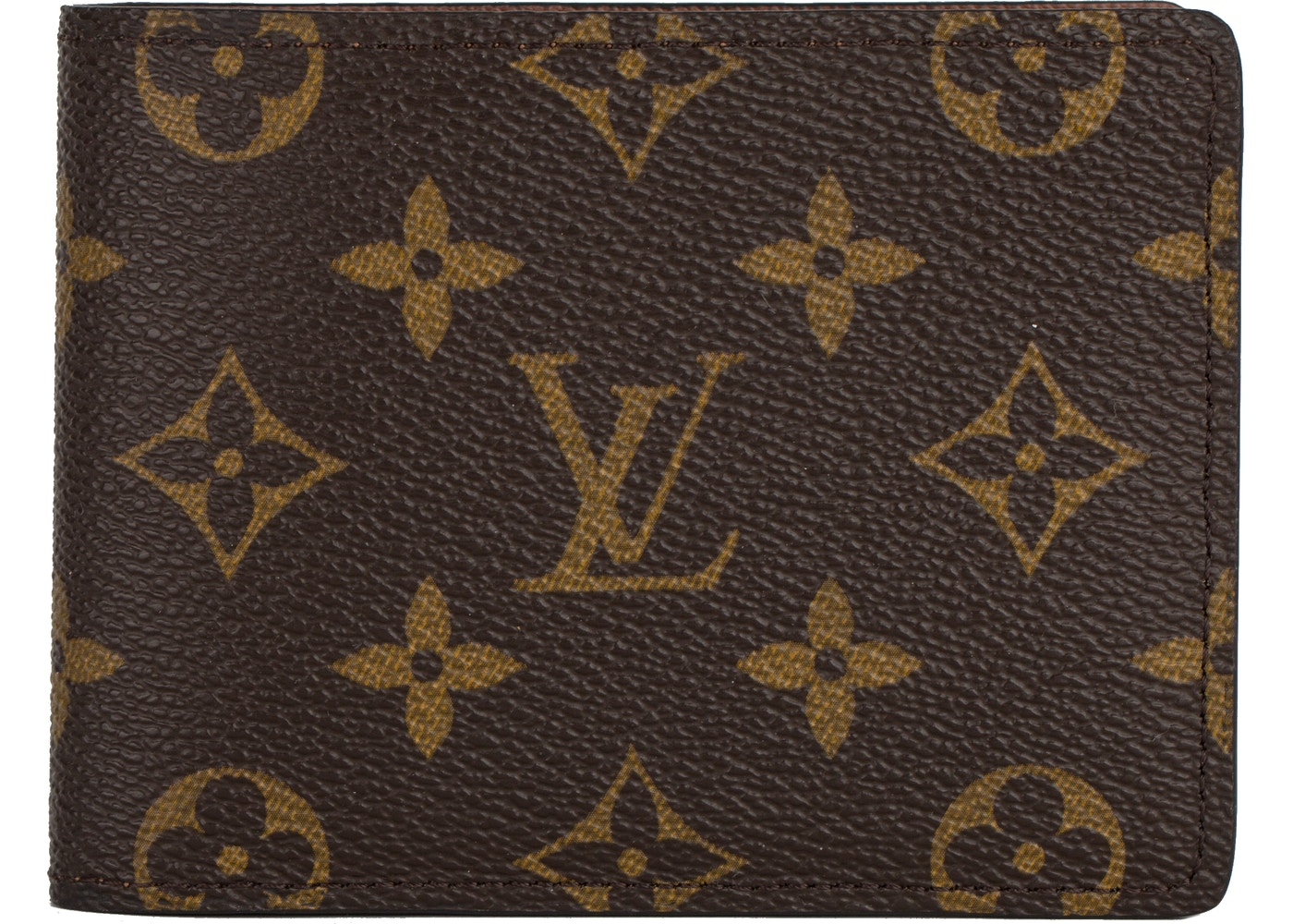 0b74acde454 Louis Vuitton Multiple Wallet Monogram Brown