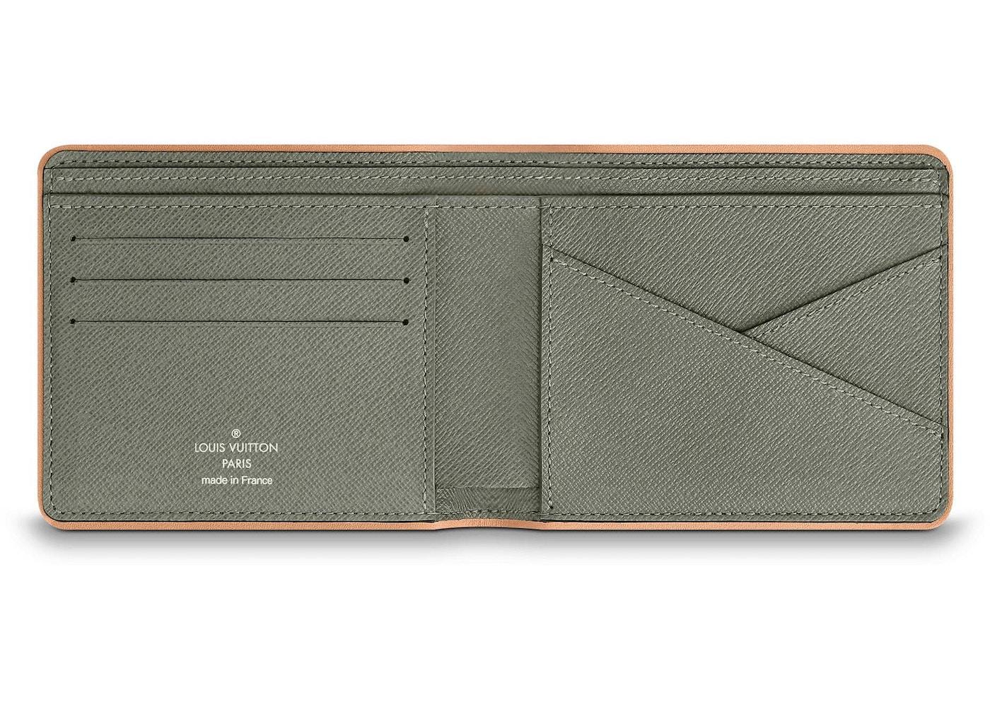 fa0ebb84f2e Louis Vuitton Multiple Wallet Monogram Grey
