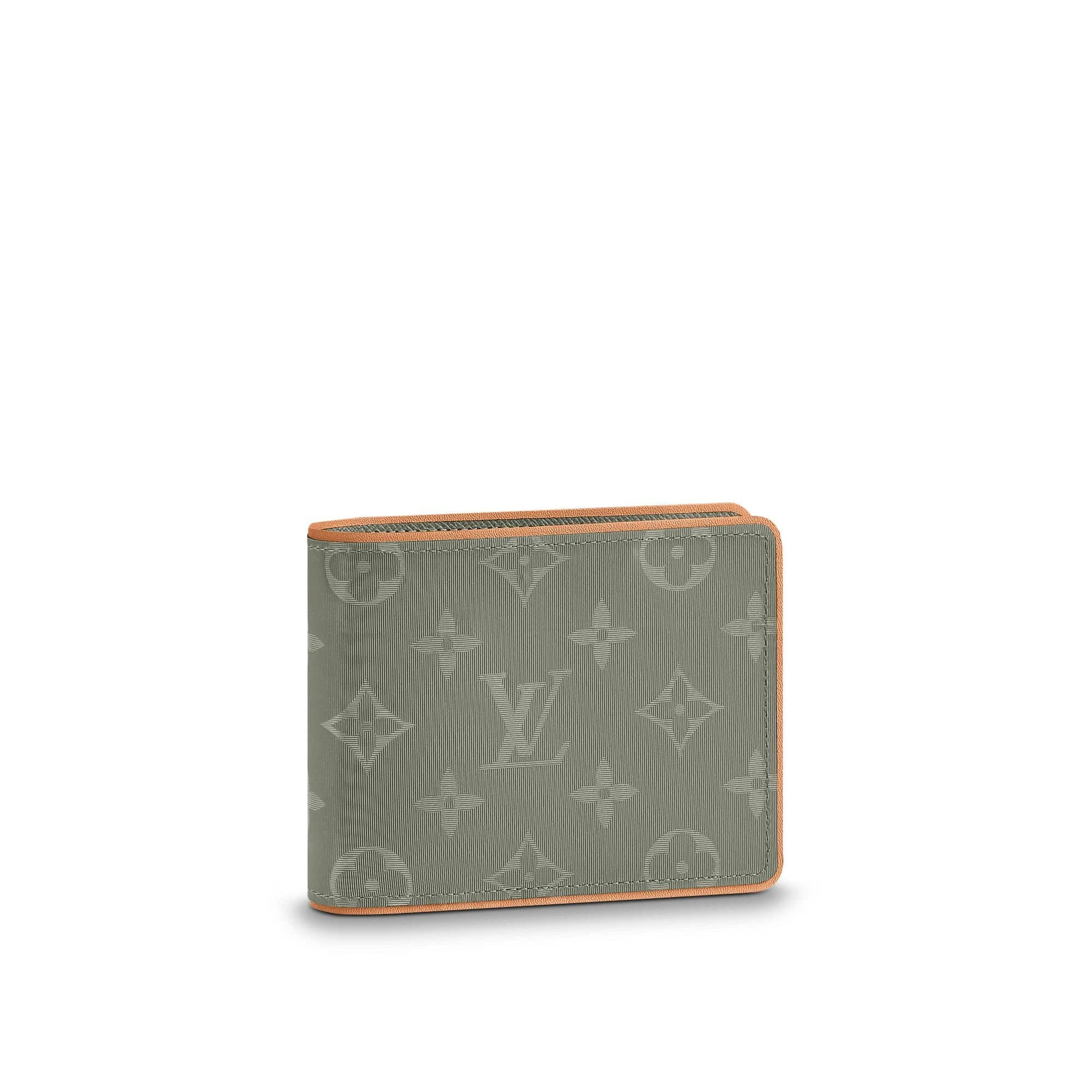 Louis Vuitton Multiple Wallet Monogram Grey