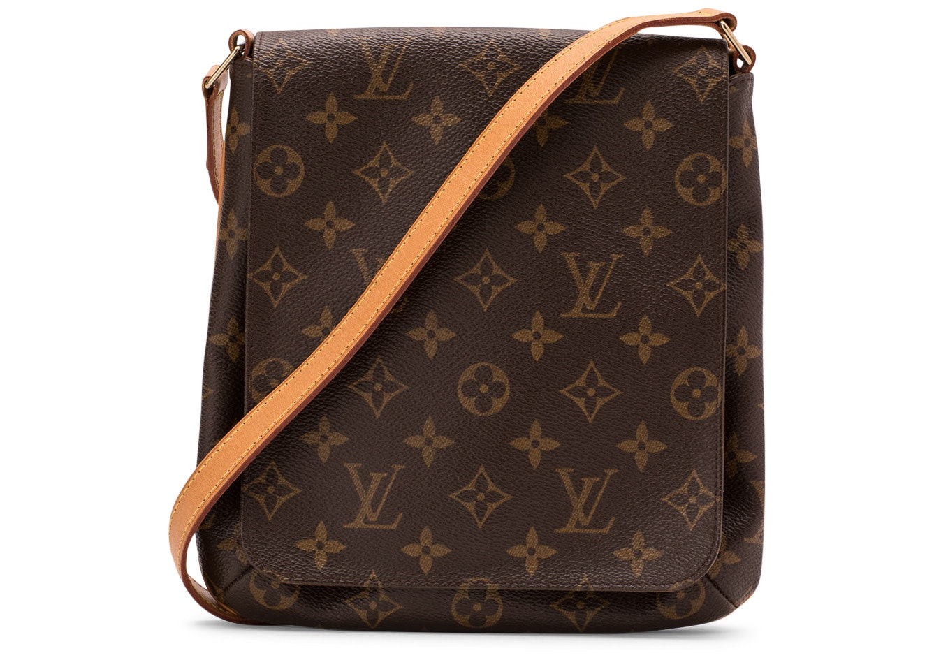 Louis Vuitton Musette Salsa Monogram PM Brown