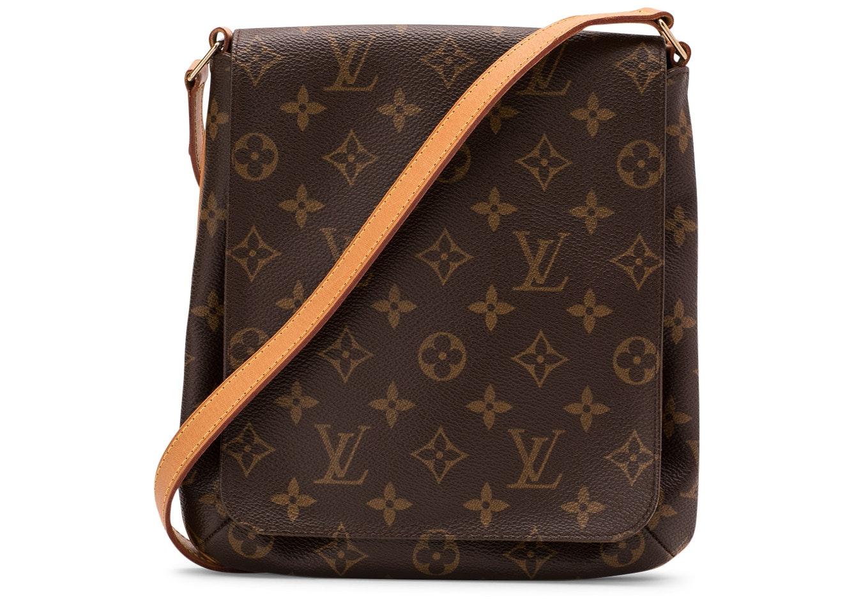Louis Vuitton Musette Salsa Monogram PM Brown