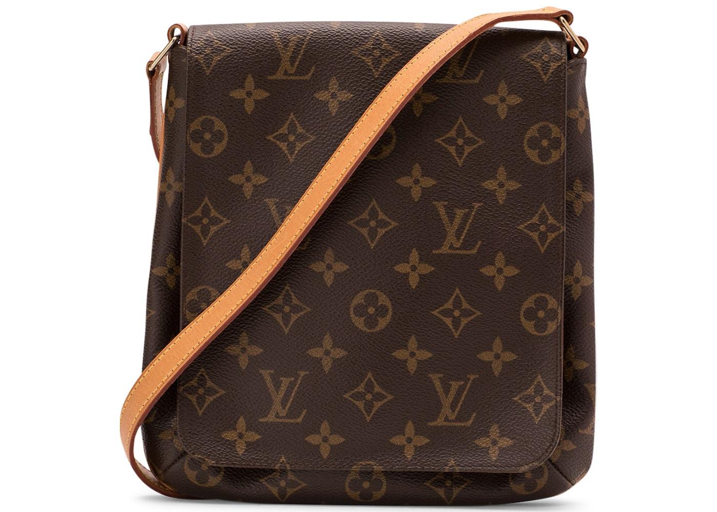 a86d3ff2fc4f Louis Vuitton Musette Salsa Monogram PM Brown. Monogram PM Brown
