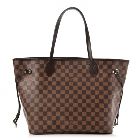 Louis Vuitton Neo Neverfull Damier Ebene MM Brown