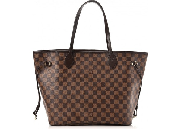 Louis Vuitton Neo Neverfull Damier Ebene MM Brown cfc0a1ce1d0