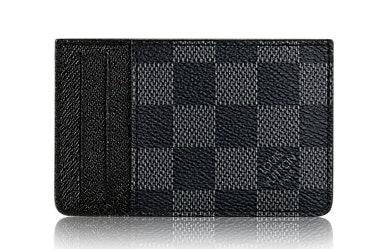 Louis Vuitton Neo Porte Cartes Damier Graphite