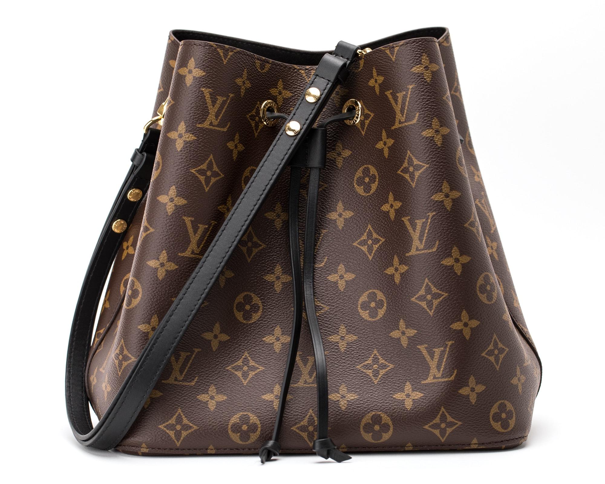 Louis Vuitton Neonoe Monogram Brown/Black