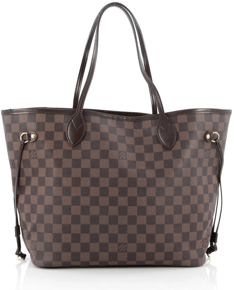 Louis Vuitton Neverfull Damier Ebene MM Brown