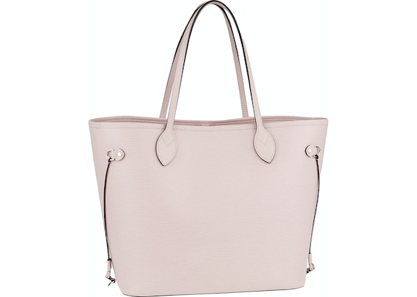 d49e17022 Louis Vuitton Neverfull Epi (Without Pouch) MM Rose Ballerine