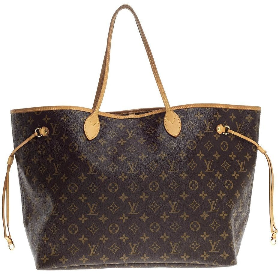 Louis Vuitton Neverfull Monogram GM Brown