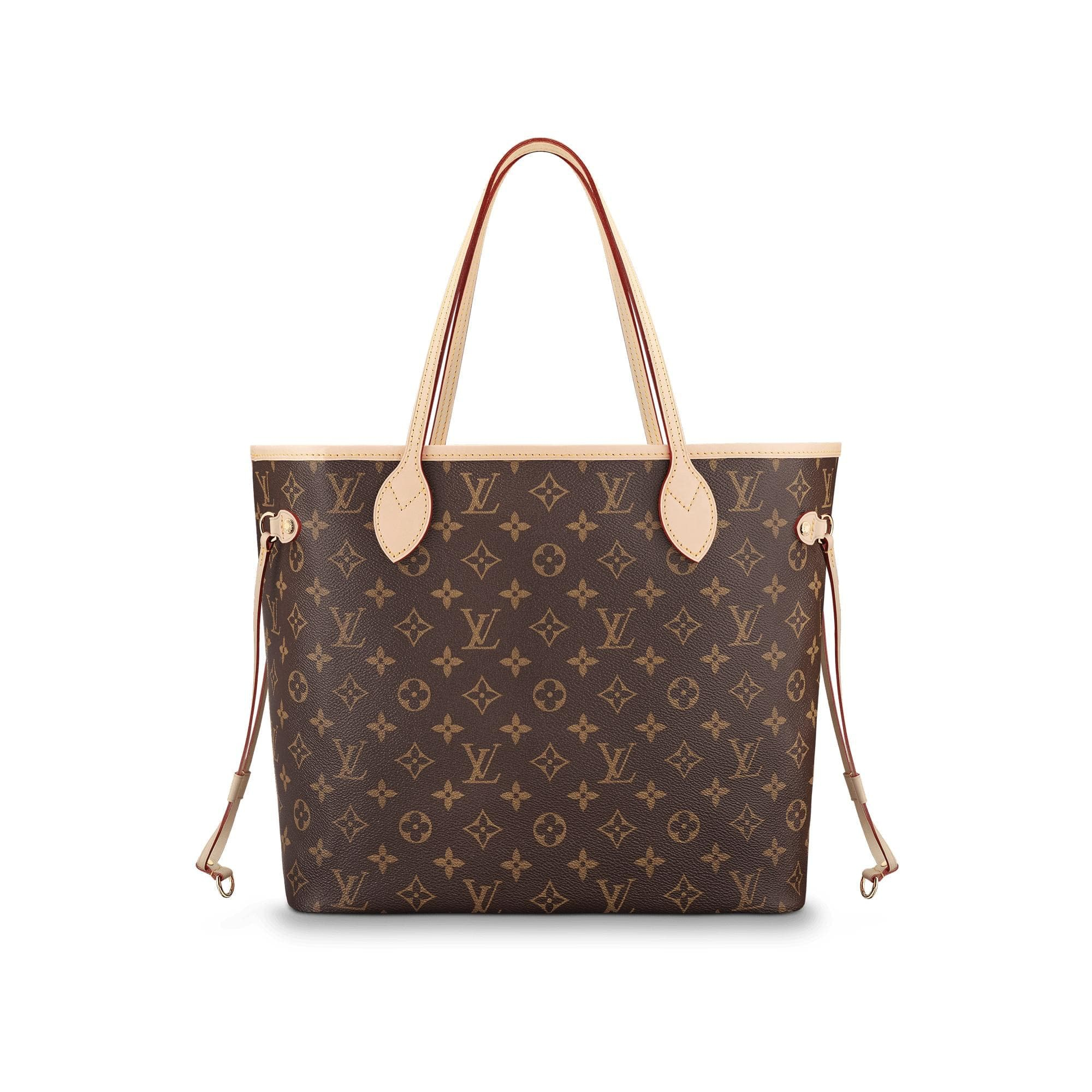 Louis Vuitton Neverfull Monogram MM Cerise