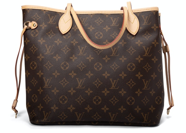 6d3ff89dc Louis Vuitton Neo Neverfull Monogram (Without Pouch) MM Pivoine Lining
