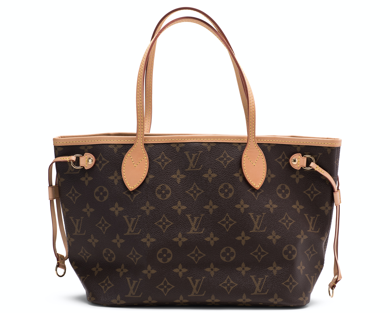 Louis Vuitton Neverfull Monogram PM Brown