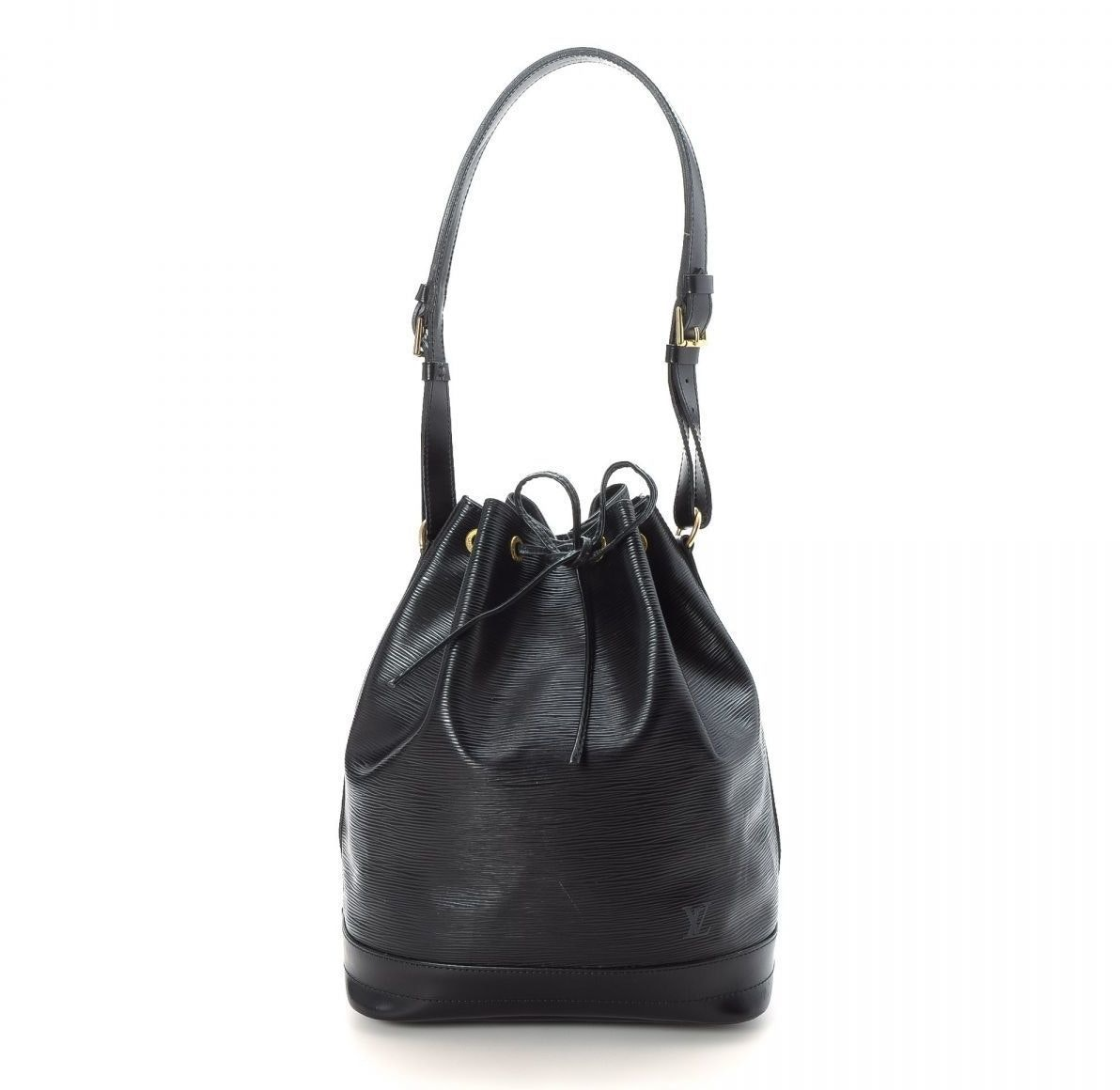 Louis Vuitton Noe Epi Large Black