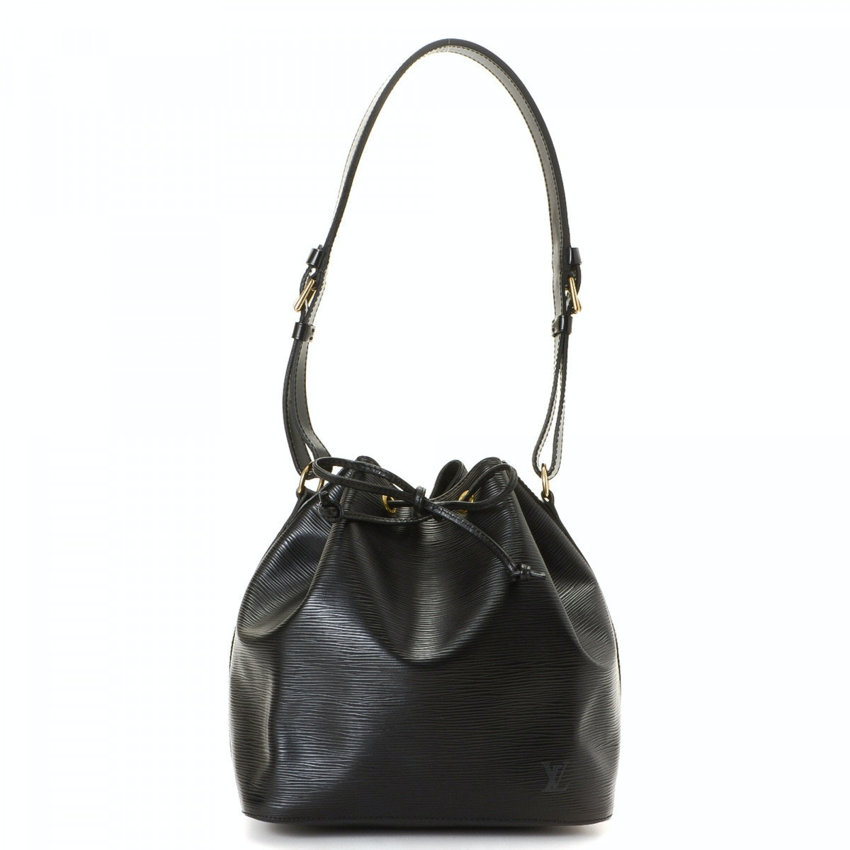 Louis Vuitton Noe Epi Petit Black