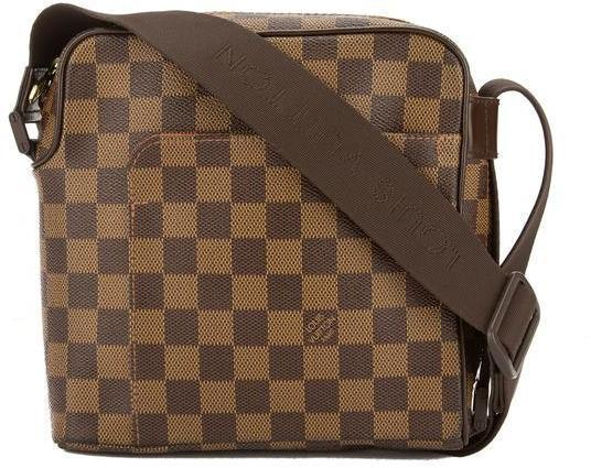 Louis Vuitton Olav Damier Ebene PM Brown