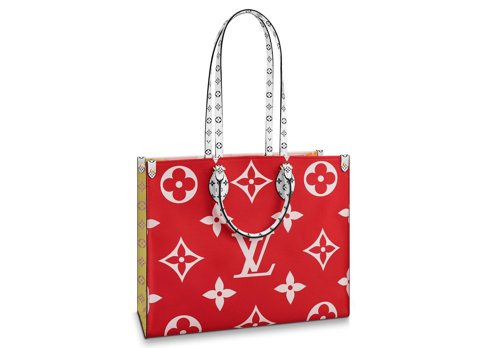 Louis Vuitton Onthego Monogram Giant Red/Pink
