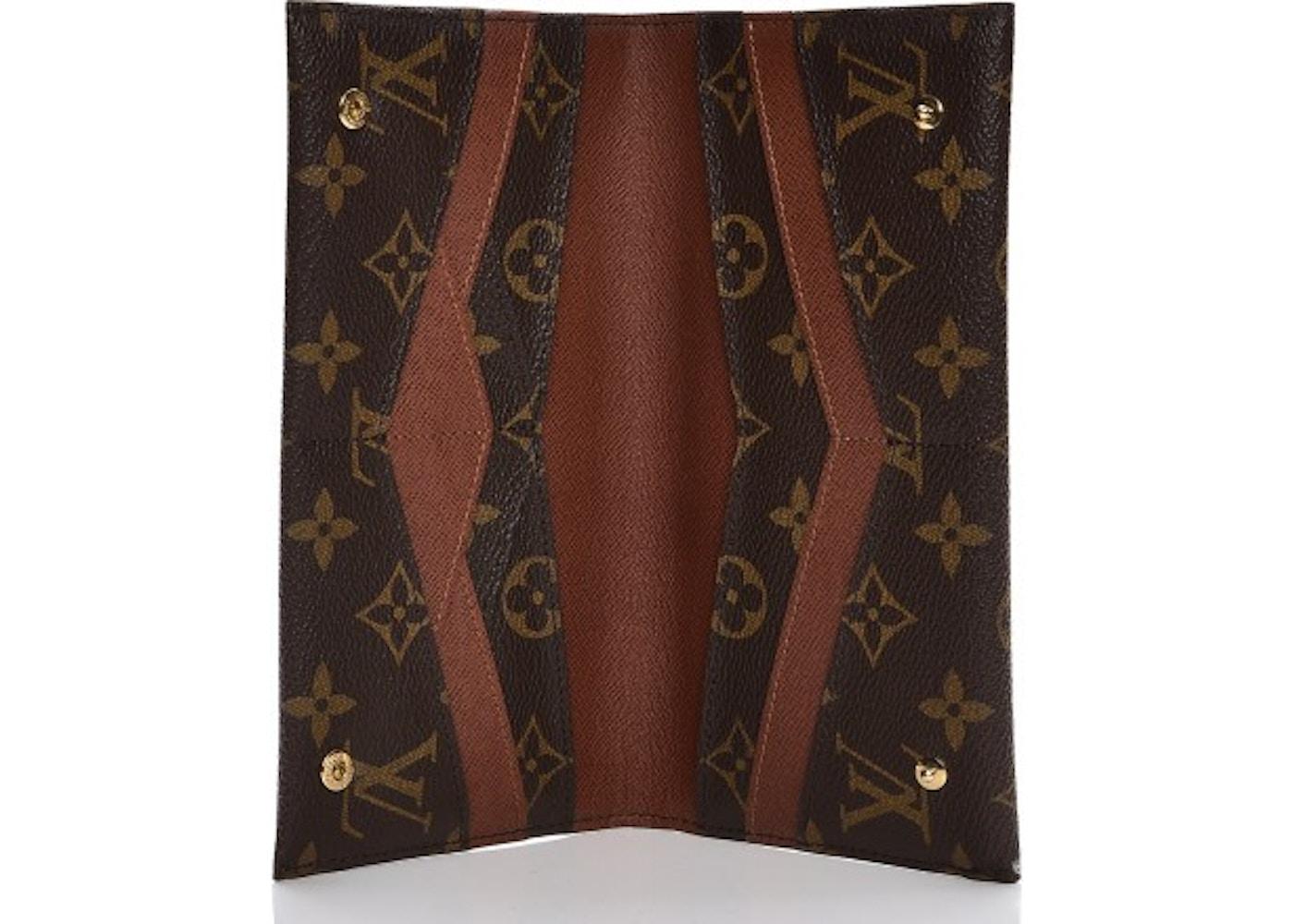 Louis Vuitton Long Wallet Origami Monogram