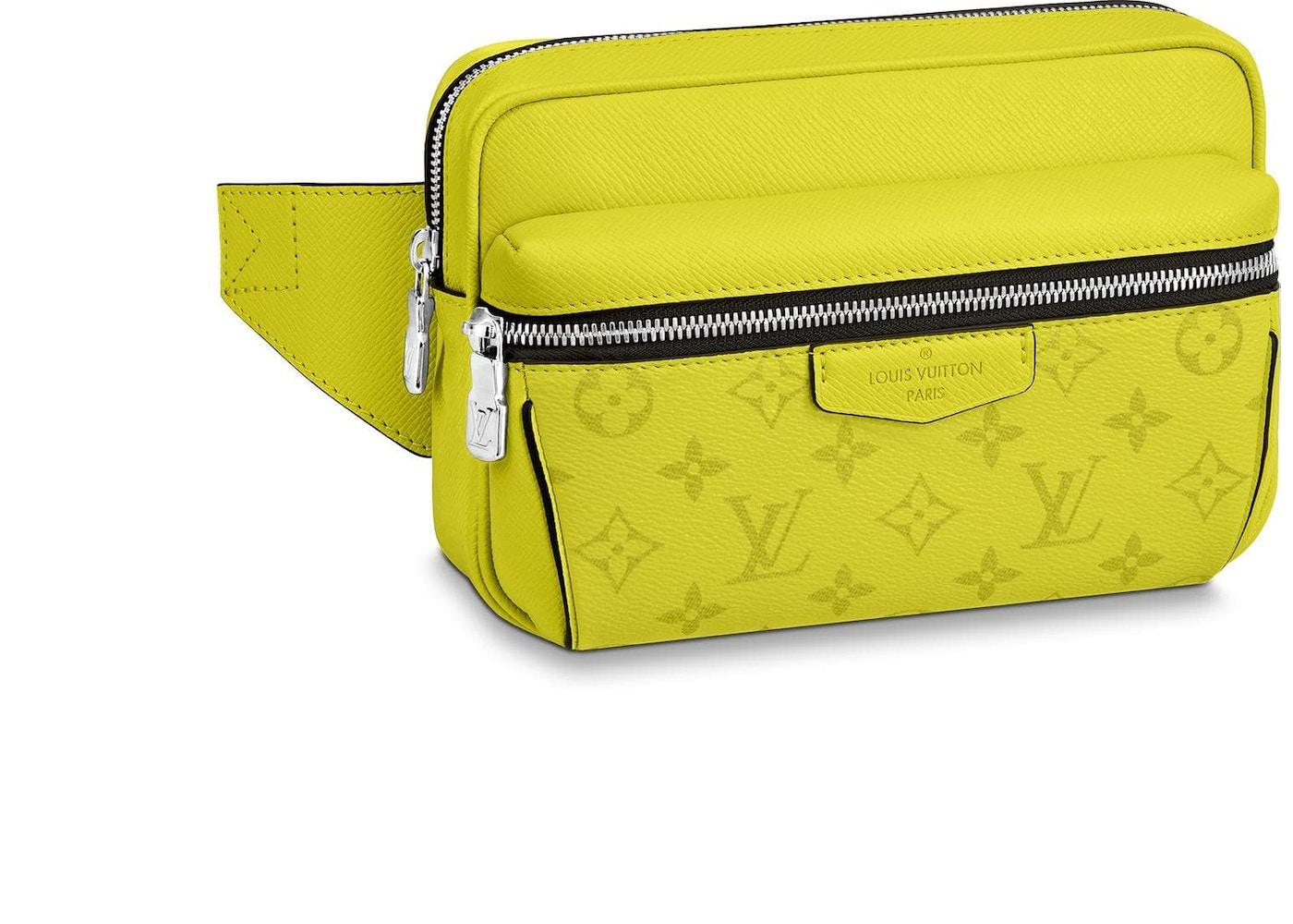 0ca9aee8b12c Louis Vuitton Outdoor Bumbag Monogram Bahia Taiga Yellow