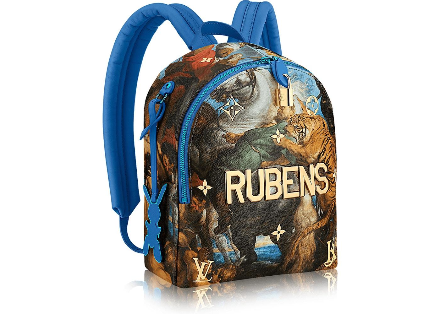 f903287efe18 Louis Vuitton Palm Springs Backpack Peter Paul Rubens Masters Jeff ...