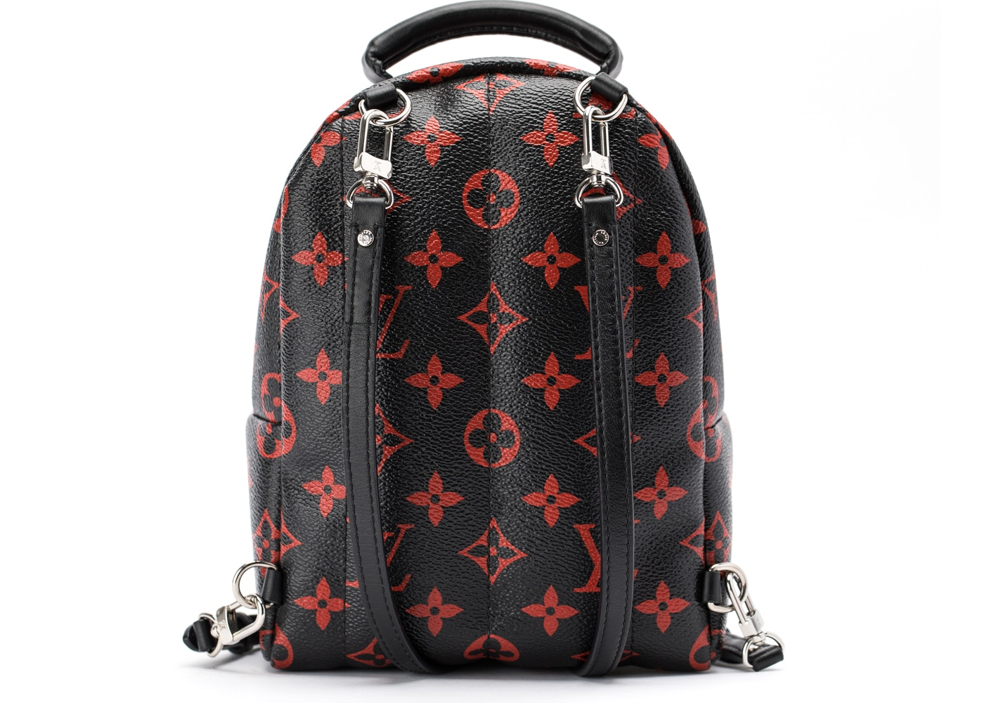 1c7315217e45 Sell. or Ask. View All Bids. Louis Vuitton Backpack Palm Springs Monogram  Infrarouge Mini ...