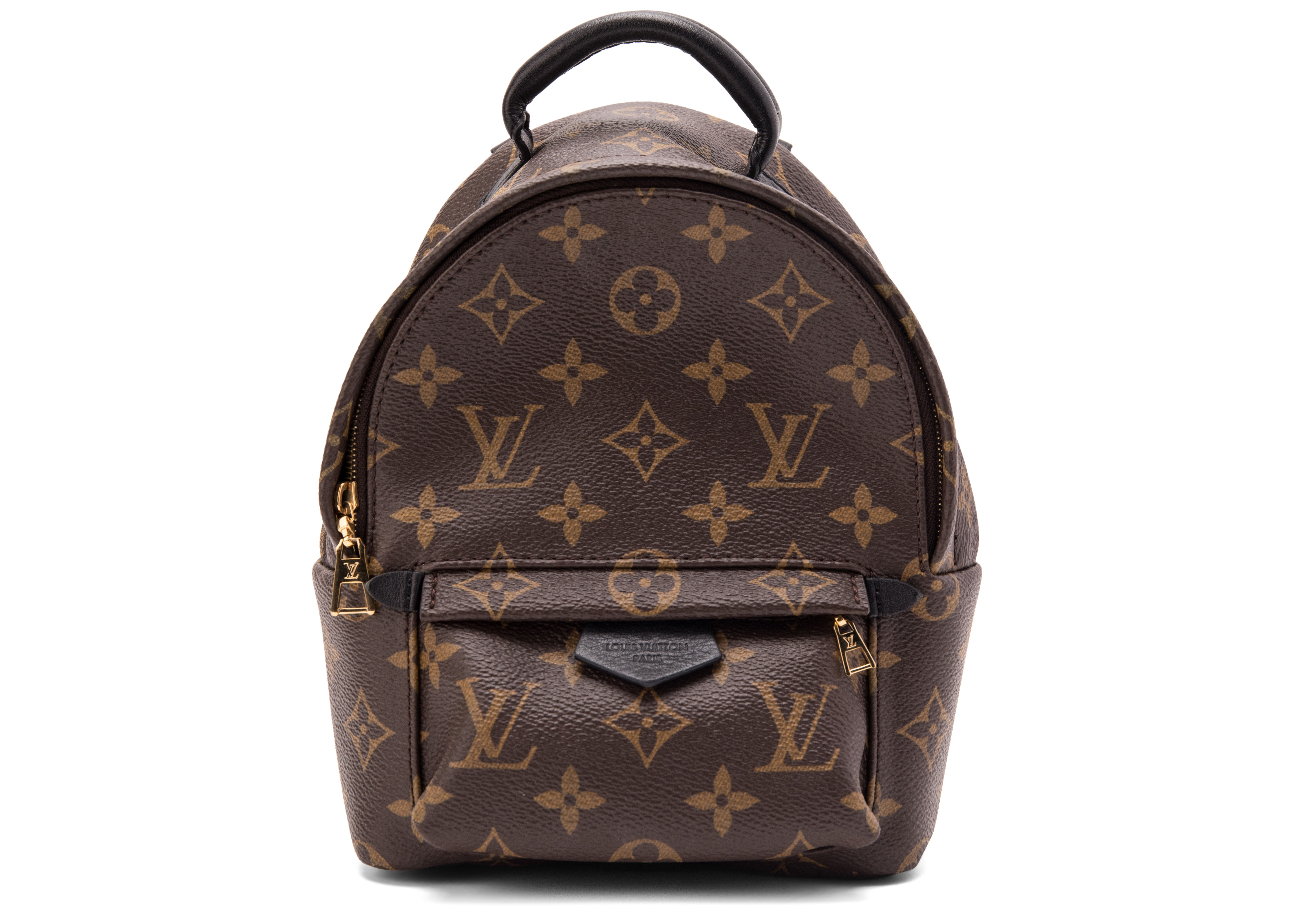 Louis Vuitton Palm Springs Monogram Mini Brown