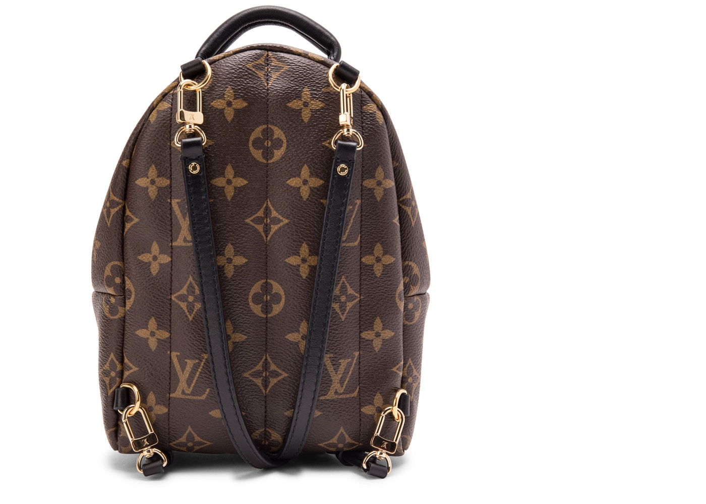 8a5a1189b30a Louis Vuitton Palm Springs Monogram Mini Brown