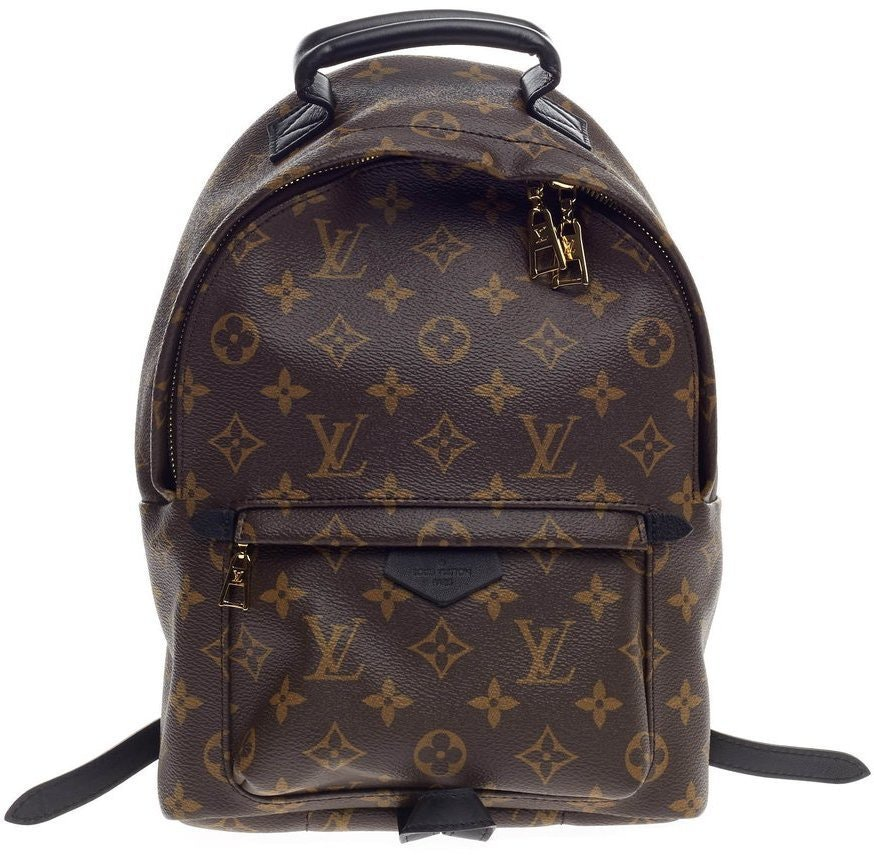 Louis Vuitton Palm Springs Monogram PM Brown