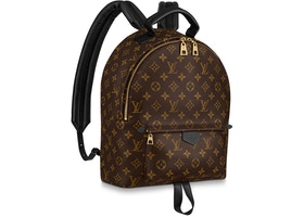 Louis Vuitton Palm Springs Monogram (Updated Zipper) MM