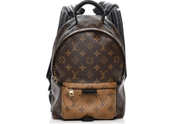 60b33ce62a9c Louis Vuitton Backpack Palm Springs Monogram Reverse PM