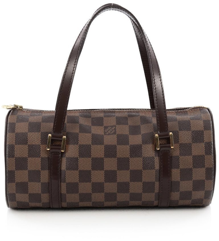 Louis Vuitton Papillon Damier Ebene 26 Brown
