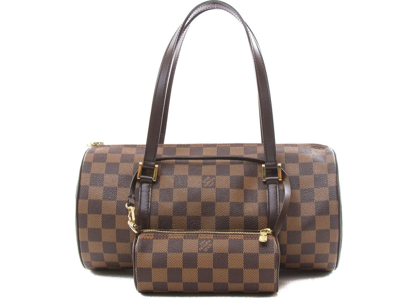 Louis Vuitton Papillon Damier Ebene 30 Brown. Damier Ebene 30 Brown cb623fed926b