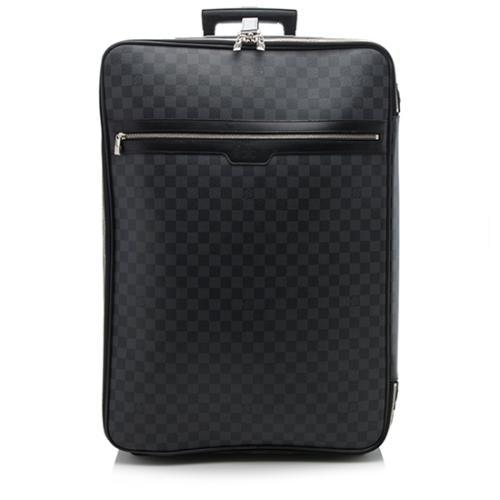 Louis Vuitton Suitcase Pegase Damier Graphite 65