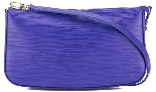 Louis Vuitton Pochette Accessoires Nm Epi Figue