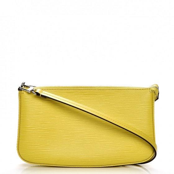 Louis Vuitton Pochette Accessories Epi NM