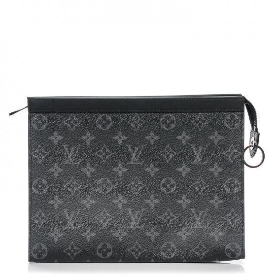 Louis Vuitton Pochette Eclipse Voyage Monogram Graphite