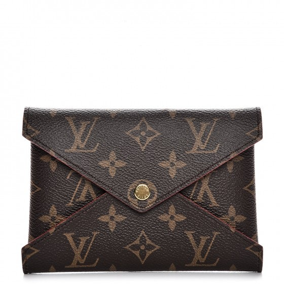 Louis Vuitton Pochette Insert Kirigami Monogram Medium Brown