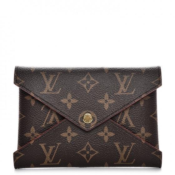 Louis Vuitton Pochette Insert Kirigami Monogram Medium Brown