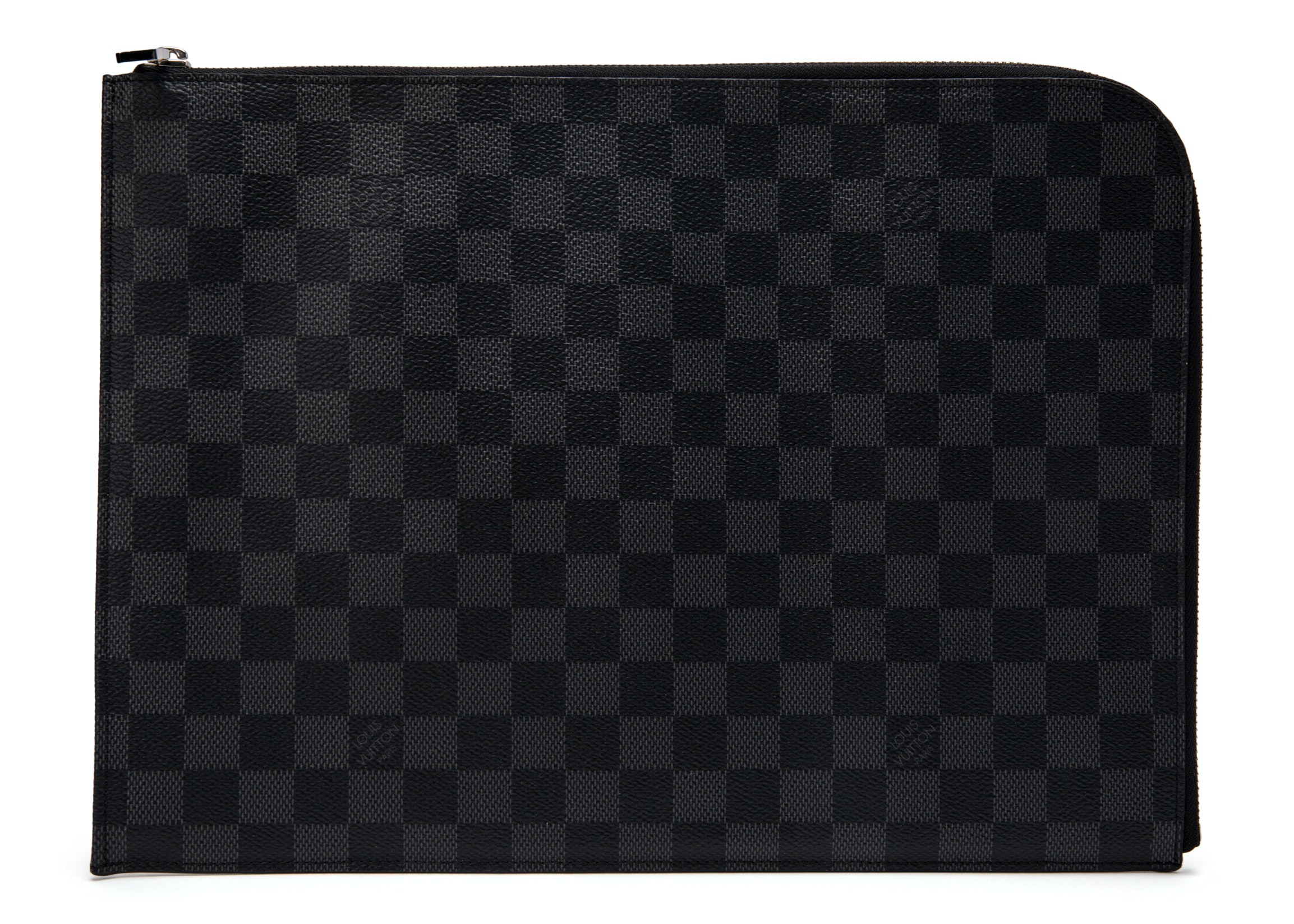 Damier Graphite GM Black