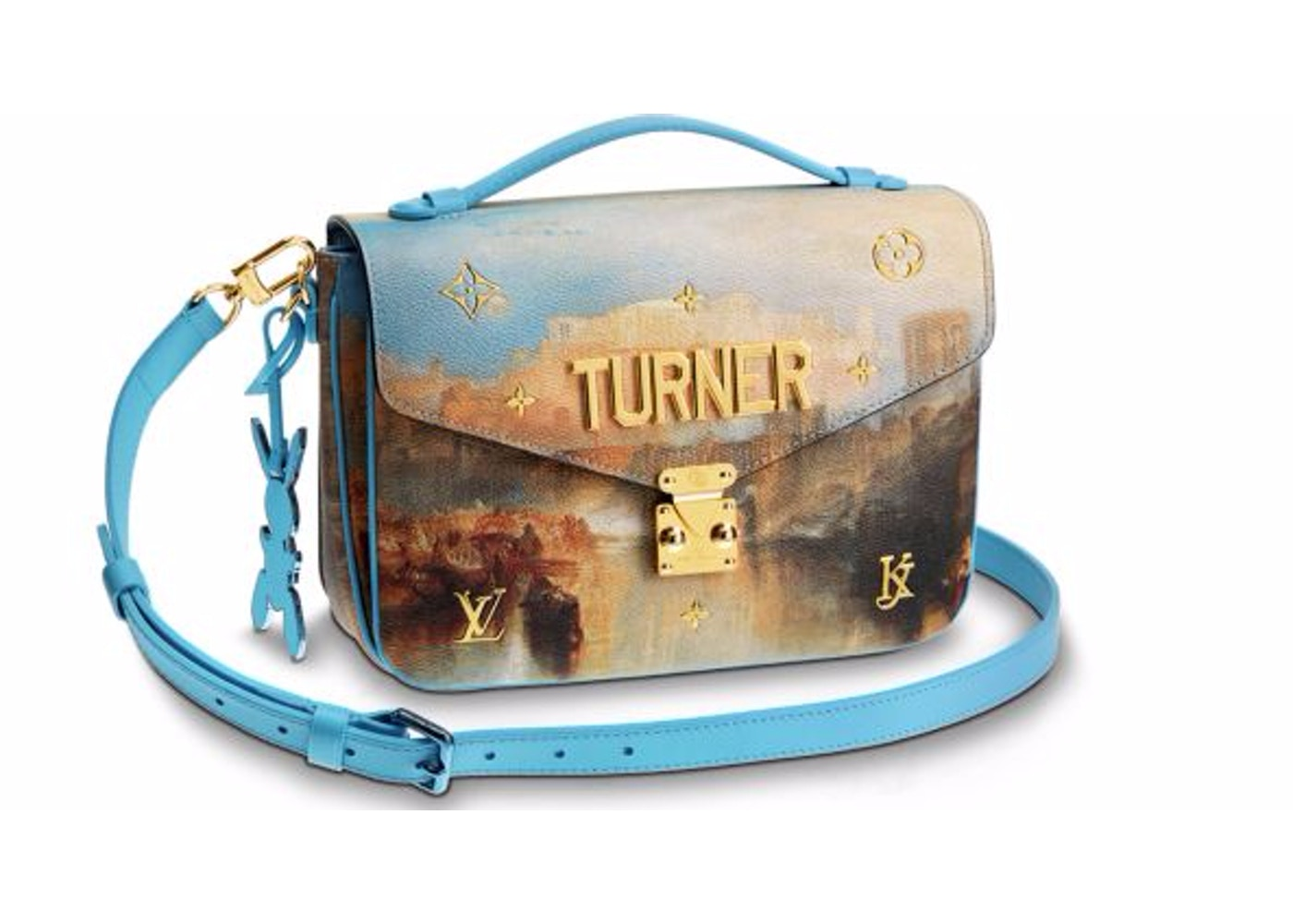139a615c4701 Sell. or Ask. View All Bids. Louis Vuitton Pochette Metis Turner Masters  Jeff Koons ...