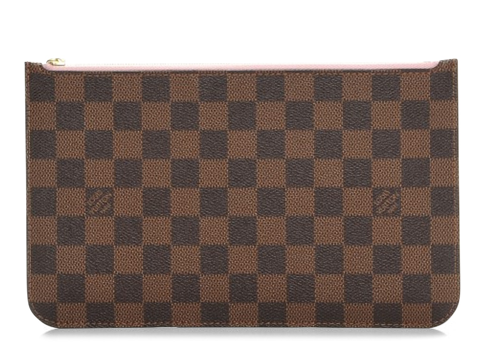 Damier Ebene Rose Ballerine Brown/Pink